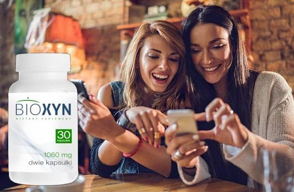 Bioxyn, Zwei Frauen bestellen online