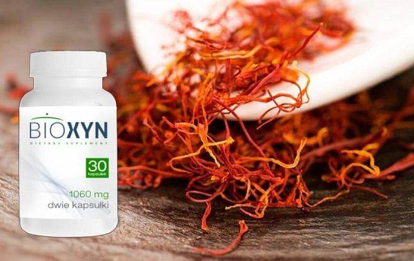 bioxyn, Safran