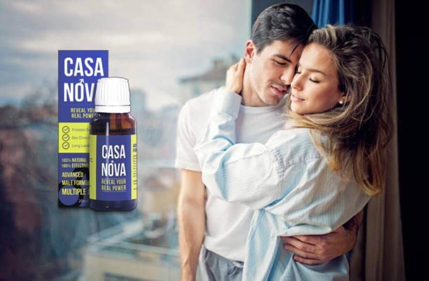 casanova, glückliches Paar