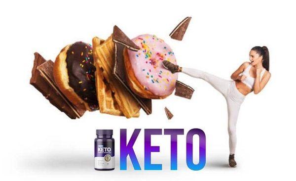 purefit keto, Frau, die Kalorien bekämpft