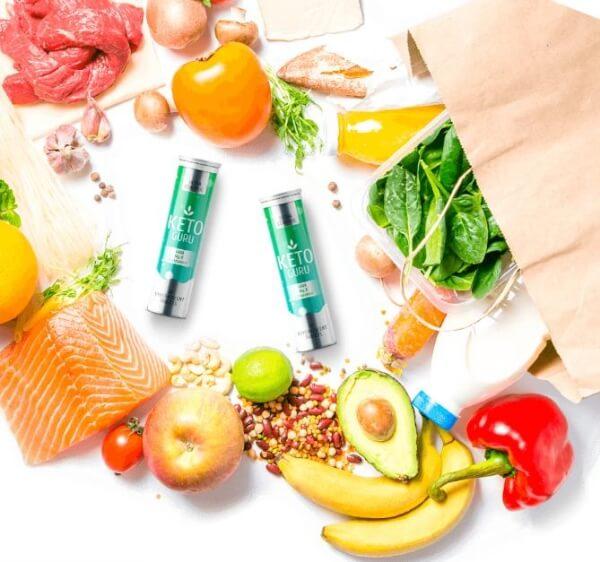 KetoGuru, Früchte, Gemüse