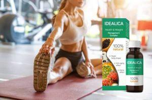 Idealica-Tropfen – Sportlicher Körper mit natürlichen Extrakten!