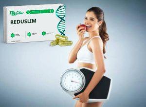 ReduSlim – Natürliche Kapseln mit 3-stuffiger Beeinflussung des Appetits