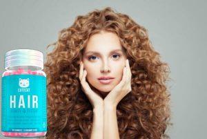 CuteCat – Formel mit Biotin für mehr Haarvolumen wie eine Löwenmähne!