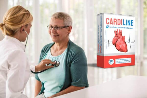 cardiline, Herz, Bluthochdruck