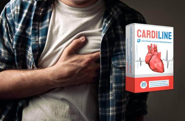 cardiline kapseln, Herz, Bluthochdruck