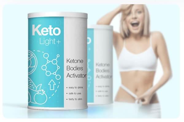 Keto Light Plus, Gewichtsverlust, Trinken