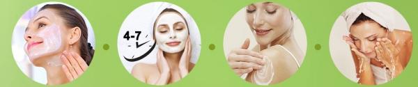 Verwendung, Gesichtsmaske
