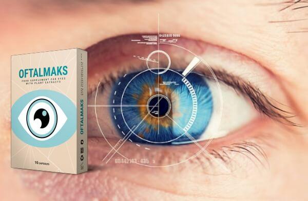 oftalmaks kapseln, Augen, Sehvermögen, Vision