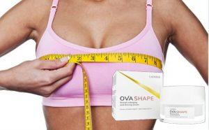 OvaShape – Bio-Creme für visuell steigernde Büste Aussehen!
