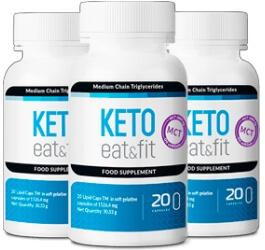 Keto Eat & Fit Kapseln