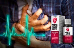 CardioActive Tropfen – Formel zur Aufrechterhaltung eines gesunden Blutdrucks und effizientes Herz-Kreislauf-Erkrankungen