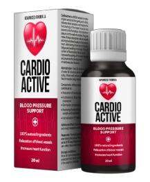 CardioActive Tropfen