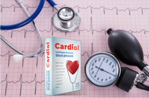 Kapseln Herz Bluthochdruck Hypertonie