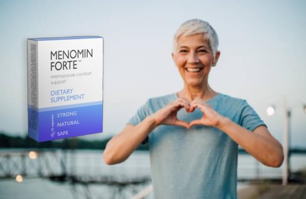 menomin forte Kapseln Menopause
