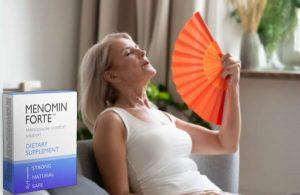 Menomin Forte Kapseln Bewertung – Ein organischer Boost für ein ausgewogenes Leben während der Menopause