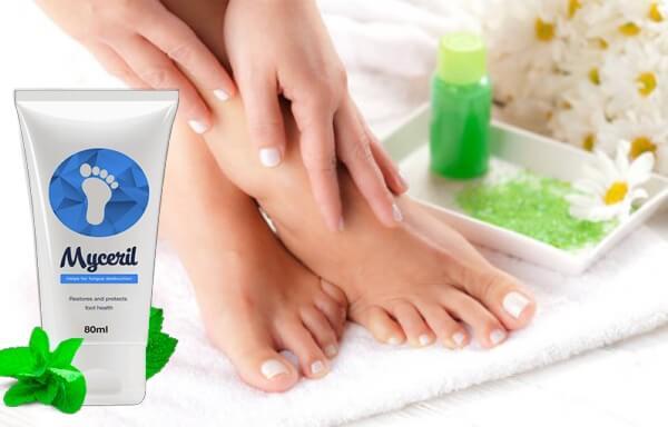 myceril Pilzinfektion Füße