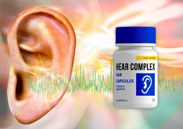 hear complex kapseln