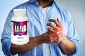 Ariavin Bewertung– Natürliche Extrakte für die Bekämpfung der Gelenkentzündung!
