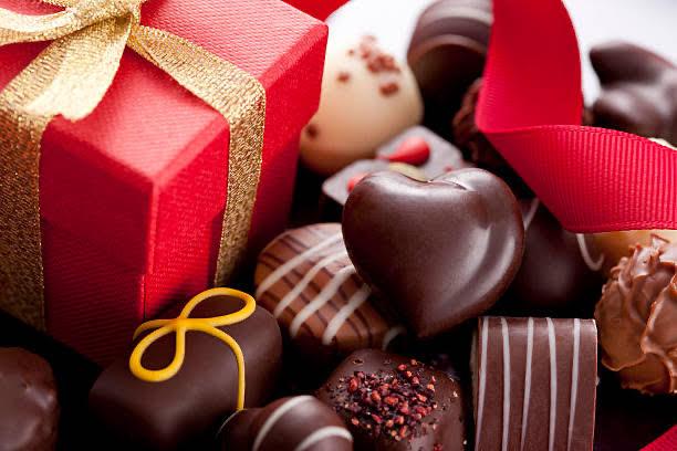 Süßigkeiten und Schokolade wirken