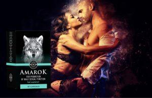 Amarok – Natürliche Extrakte für mehr Vertrauen und Vergnügen im Bett!