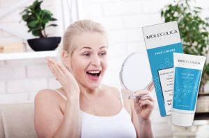 Moleculica – Einzigartige Hautpflege Produktlinie von Maske und Creme für natürliche Hautverjüngung