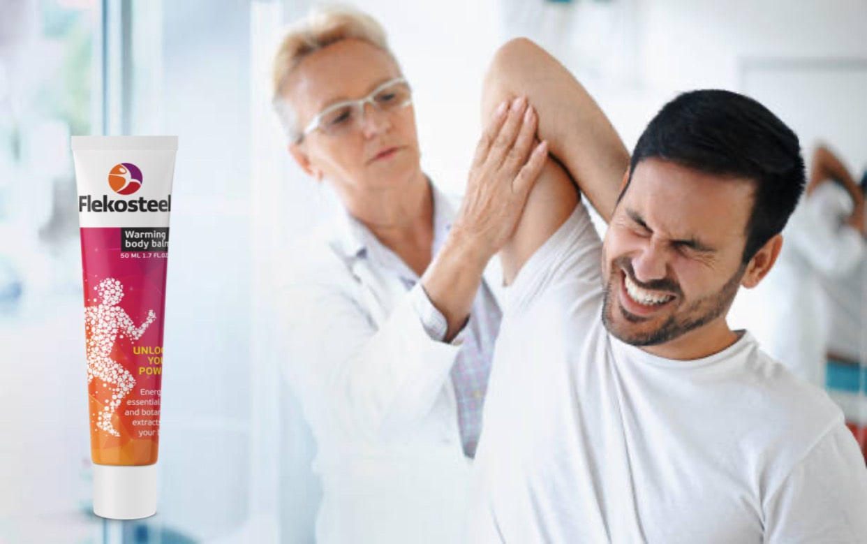 Rückenschmerzen, Flekosteel