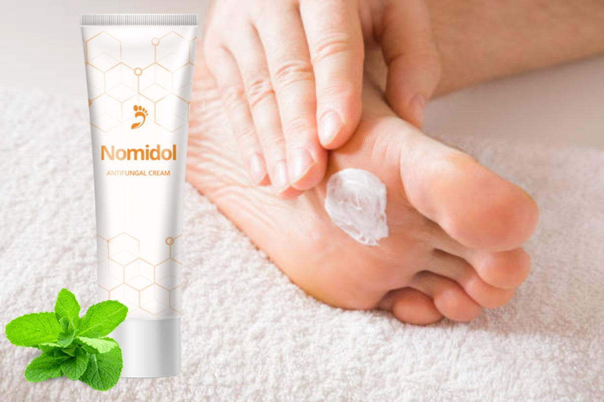 Mykose, Creme für Füße