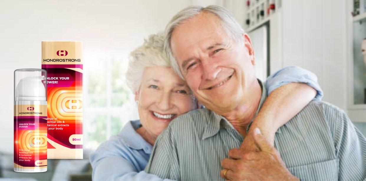 alte Menschen, glücklich, Creme