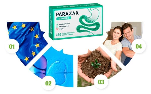Parazax complex Preis in Deutschland