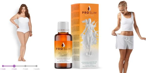 Pro Slim Active Tropfen Meinungen Bewertung