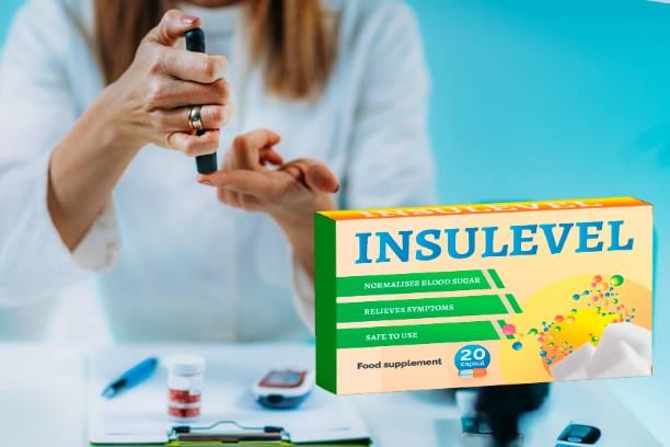 INSULEVEL Deutschland, Kapseln für Diabetes