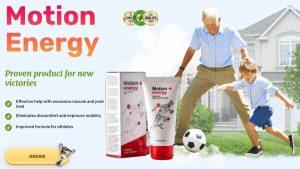 Motion Energy Creme – Lindert Gelenkschmerzen! Wie funktioniert es? Preis im Jahr 2021?