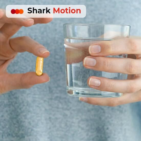 SharkMotion Kapseln