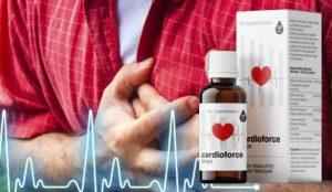 CardioForce Tropfen – Schützen Sie Ihr Herz & reduzieren Sie aktiv Stress im Jahr 2021!