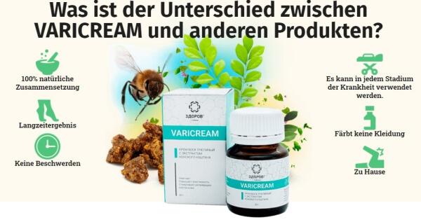 VariCream - Preis in Deutschland