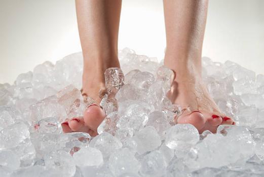 Was sind Fußpilz?