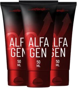 AlfaGen Gel 50 ml Bewertung